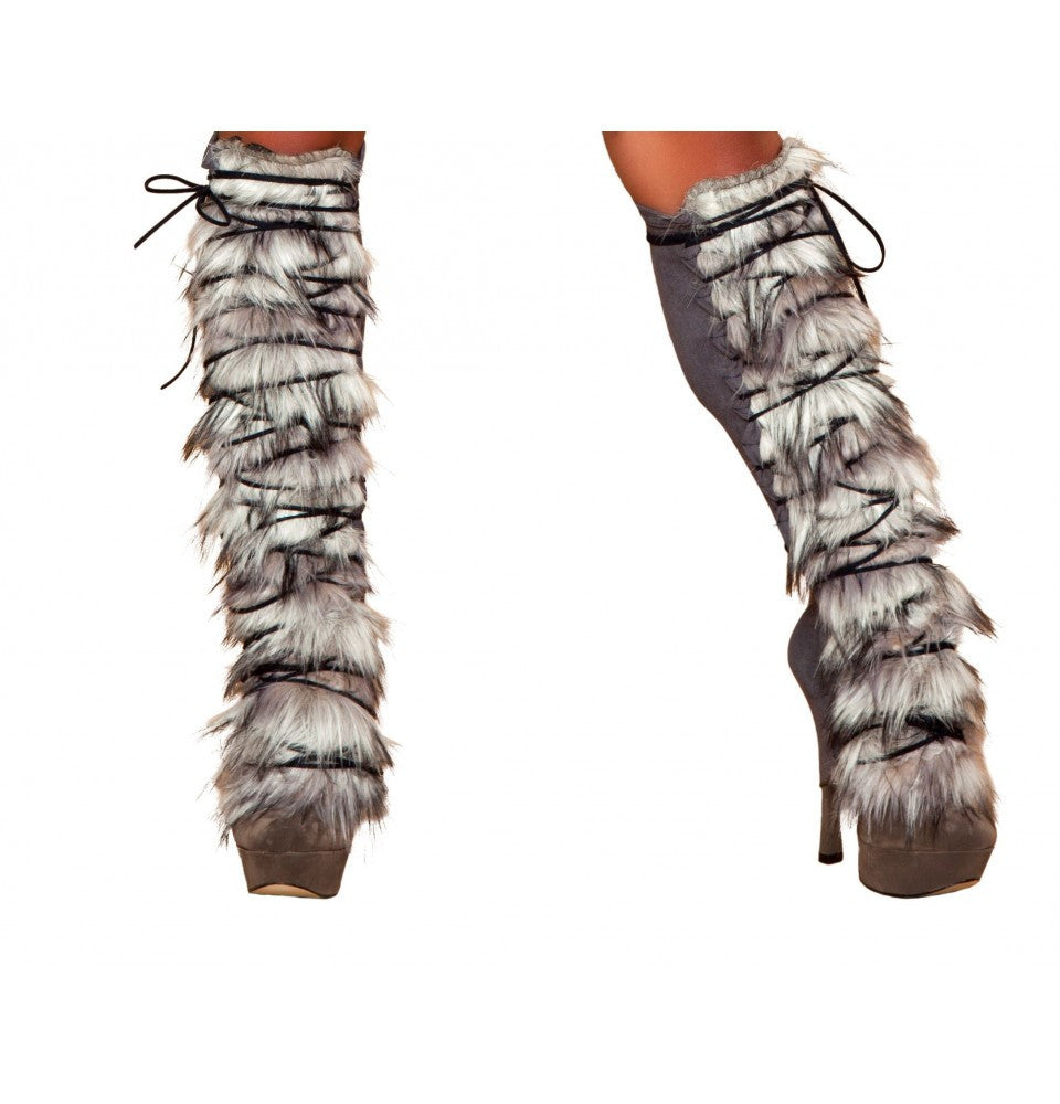 LW4428-Leg Warmers - Roma Costume Accessories