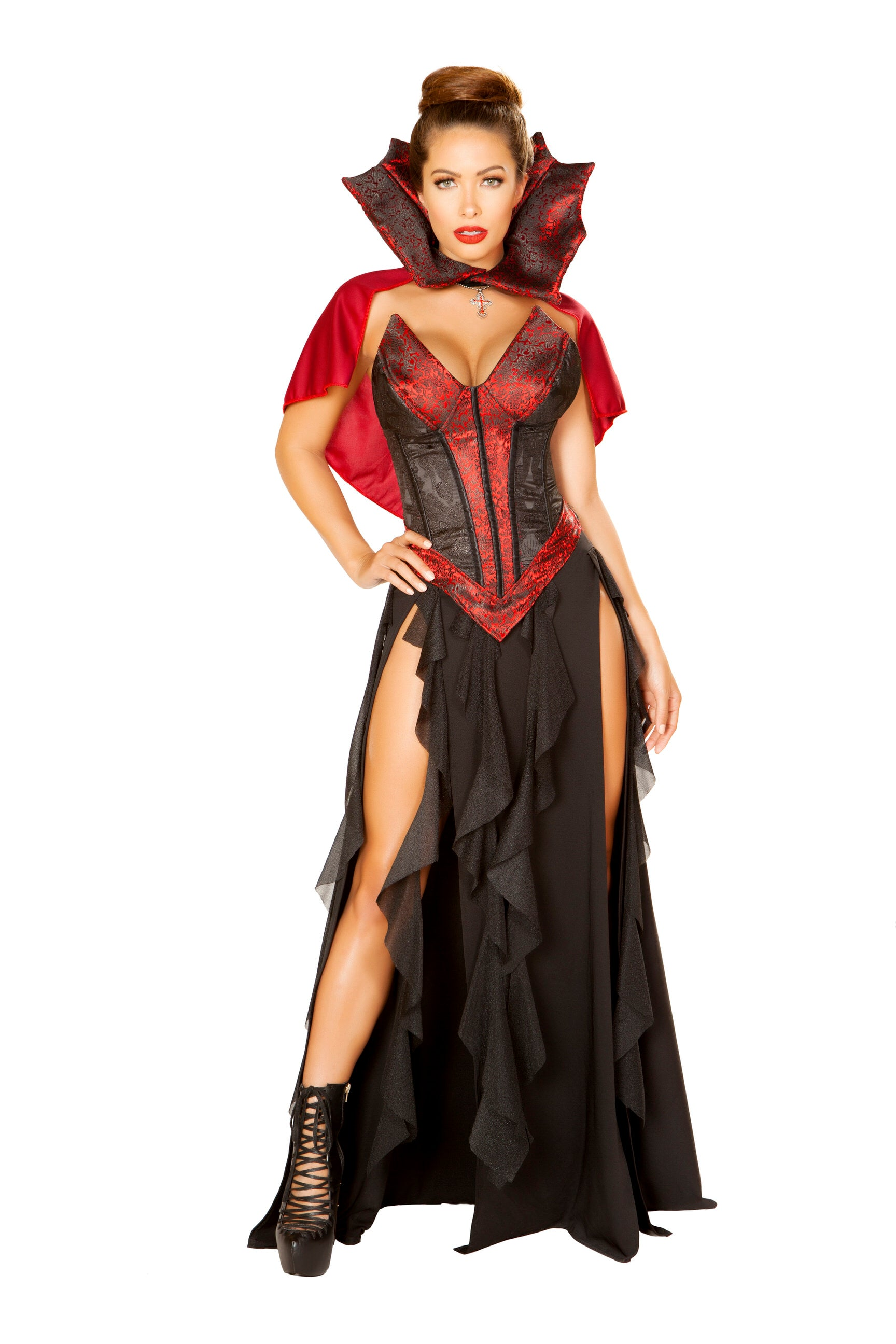 4864 - 3pc Blood Lusting Vampire ${description} | Roma Costume and Roma Confidential wholesale manufacturer of Women Apparel bulk world wide wholesale and world wide drop ship services for Adult Halloween Costumes, Sexy and Elegant Lingerie, Rave Clothing, Club wear, and Christmas Costumes. Costumes, Roma Costume, Inc., Roma Costume, Roma Confidential, Wholesale clothing, drop ship, drop ship service, Wholesale Lingerie, Wholesale Adult Halloween Costumes, Rave Clothing, EDM Clothing, Festival Wear, Christmas Costumes, Clubwear, Club wear.