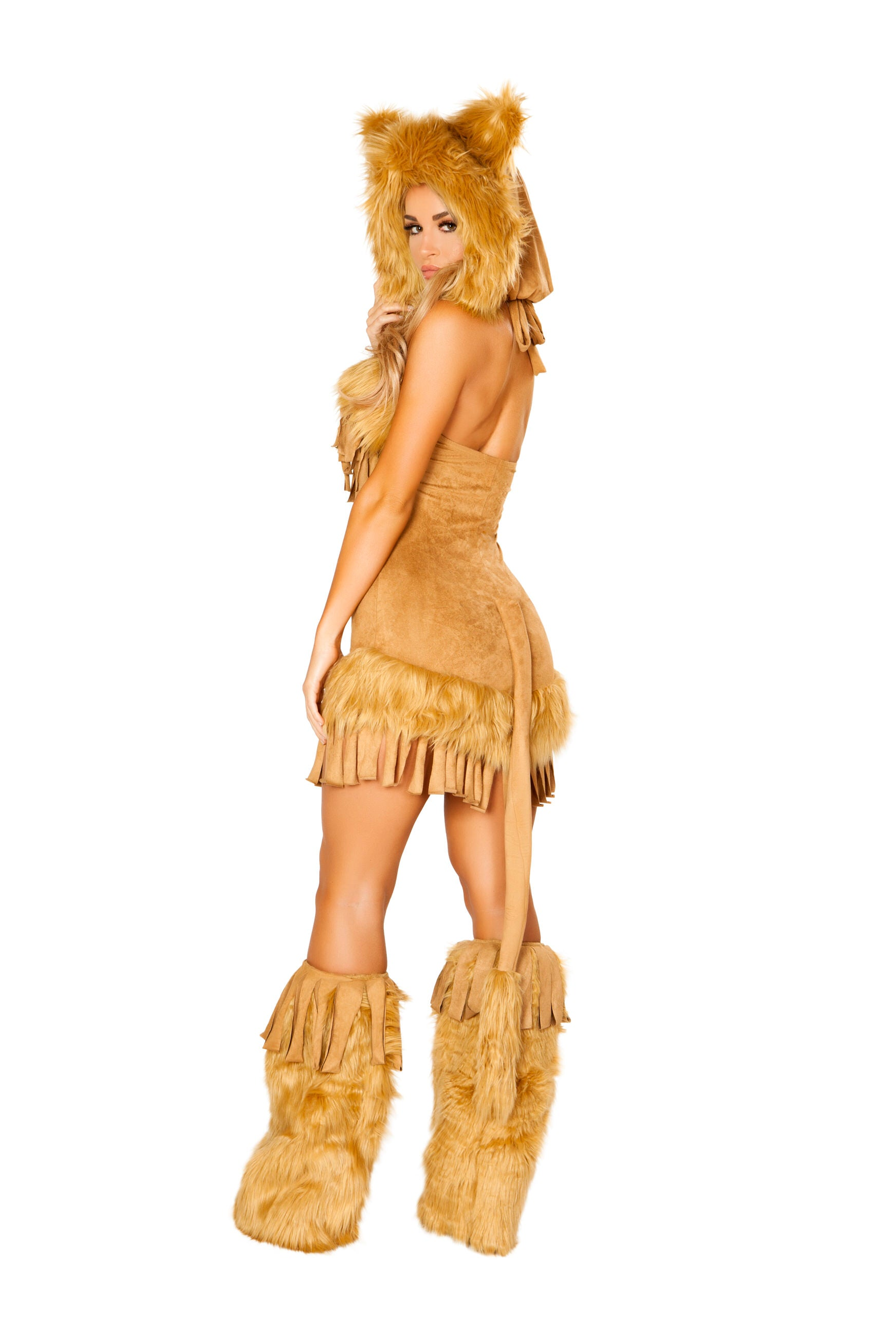 4872 - Roma Costume 1pc The Bashful Lion