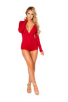 LI211 - Cozy & Comfy Sweater Romper