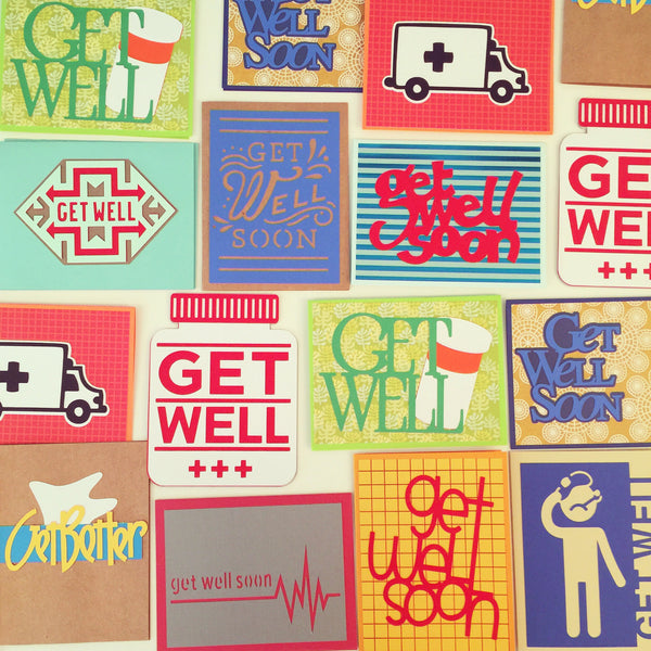 Get Well Assortment - Dara Lorraine Stationery