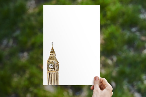 Big Ben Stationery