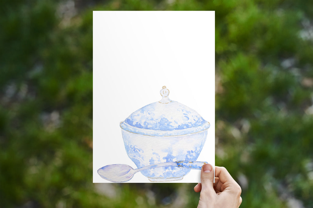 Sugar Bowl Stationery