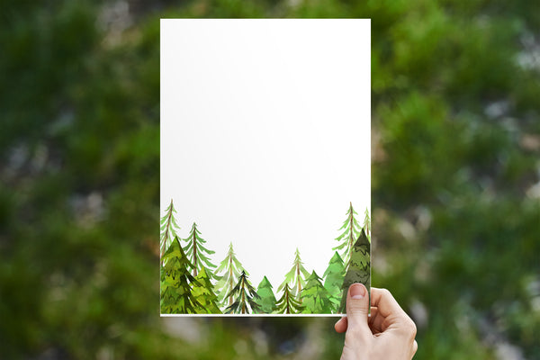 Forest Stationery