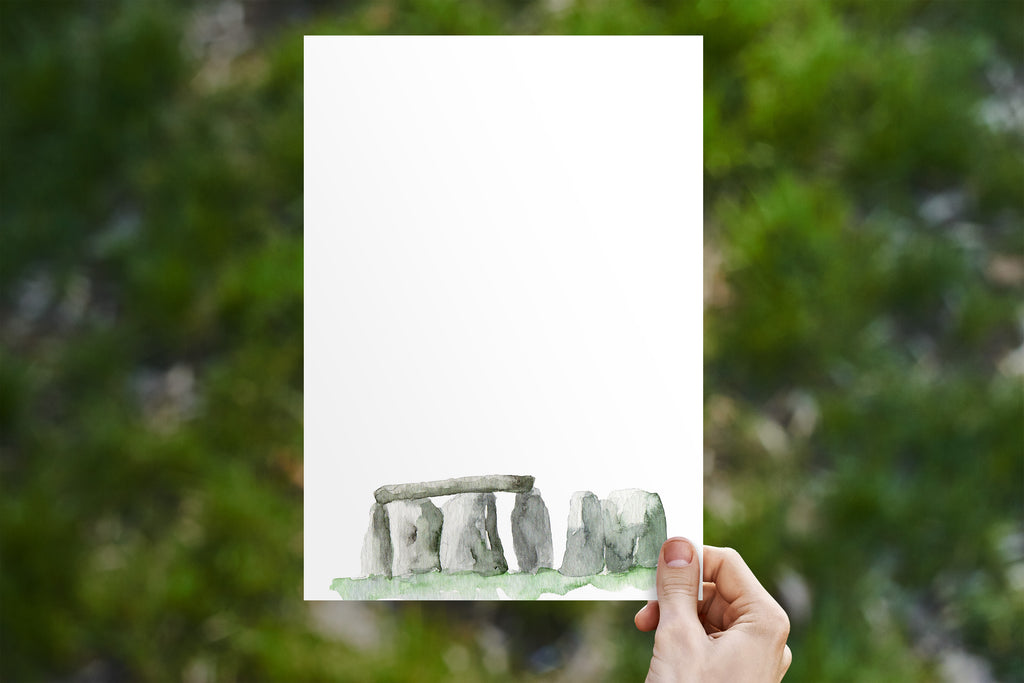Stonehenge Stationery