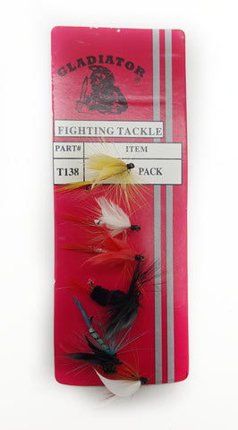 Gladiator Tackle Fly Fishing Flies