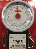 Berkley Portable Dial Scale With Tape 50lb (23kg) 1318357