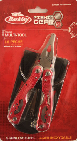 Berkley Fishing Multi-Tool BTFMT