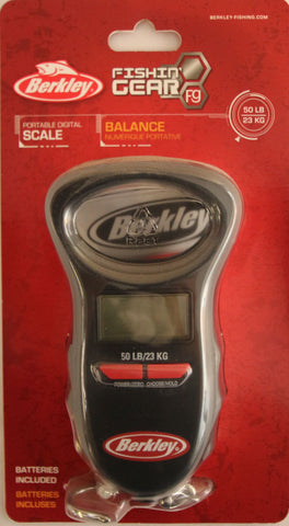 Berkley Portable Digital Scale BTDFS50