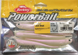 "Berkley Powerbait Power Jerk Shad 5"" - Pearl White"