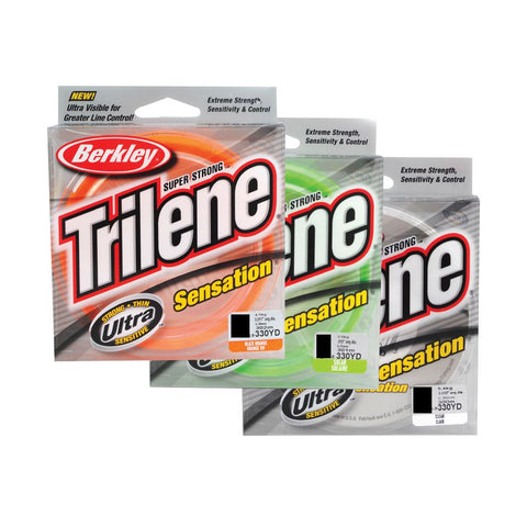 Berkley Trilene Sensation Monofilament 300m