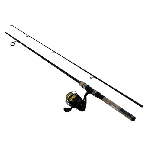 "Daiwa D Shock Rod & Reel Combo F662MC (6'6"" 6-14lb) 2 piece"