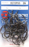 Daiichi Octopus BN Hook Value Pack - Size 2/0, 25 Pieces