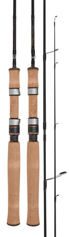 "Daiwa Silver Creek SSS Spin Travel Rod 6'0"", 4 Piece, 1-3kg 604LFS"