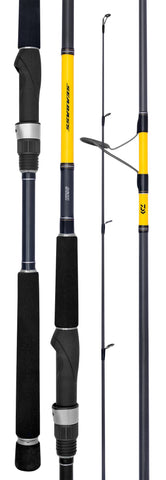 "Daiwa Seabass Fishing Rod - Model 86ML 8'6"" 3-6kg 2 Piece"