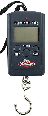 Berkley Pocket Digital Scale 25kg (55lb)