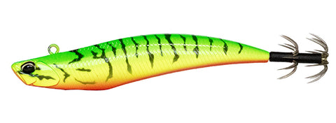 Duo D-Squid 95mm Squid Egi Jig - Colour Mango Shrimp