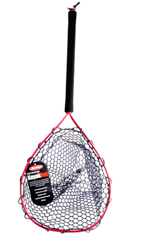 Berkley Extended Handle Kayak Fishing Landing Net