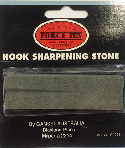 Force Ten Hook Sharpening Stone M4012