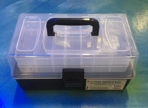 Force Ten Tackle Box - Two Tray M4579
