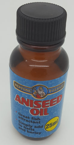 Neptune Tackle Aniseed Oil - 25ml AO
