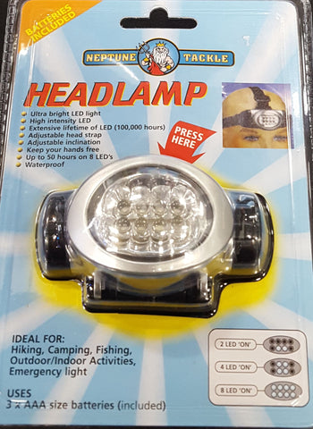 Neptune Tackle Headlamp HLLED