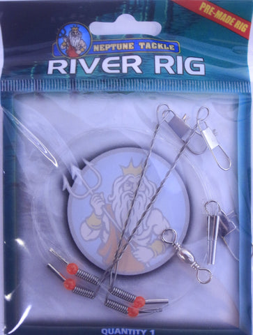 Neptune Tackle River Clip On Rig RRIG