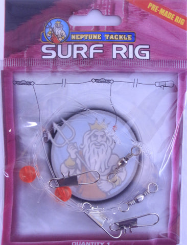 Neptune Tackle Surf Clip On Rig SRIG