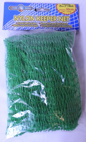 Neptune Tackle Nylon Keeper Bag Net NKN