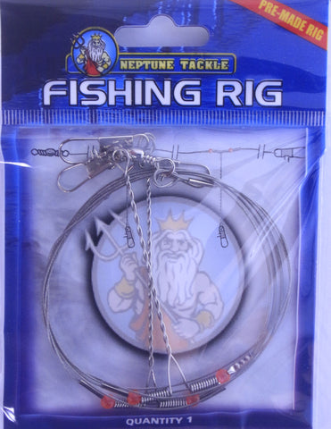 Neptune Tackle Fishing Clip On Rig FRIG