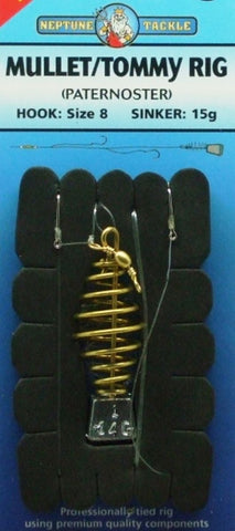 Neptune Tackle Mullet/Tommy Rig MTR