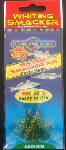Neptune Whiting Smacker Rig - Colour Aussie WSA