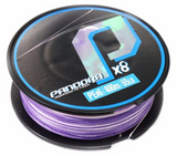 Nomad Pandora X8 Fishing Braid - 65lb PE 6, 0.40mm, 400 metres