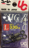 UG SP Jig Snap - Size SS 114lb, 3 Pieces