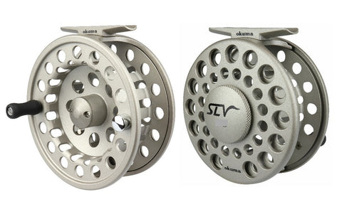 Okuma SLV SLV-7/8 Weight Fly Fishing Reel