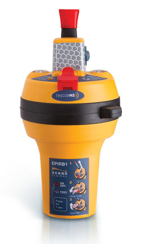 Ocean Signal RescueME EPIRB1 Manual Activation