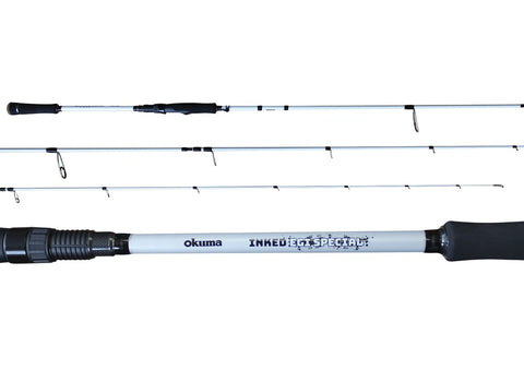 Okuma Inked Egi Special Squid Fishing Rod - INK822M