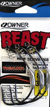 Owner Weighted Beast Hook
