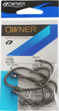 Owner Offshore Livebait Fishing Hook - Size 7/0, 6pcs
