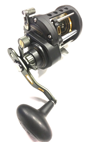 Penn Fathom II Level Wind Reel - Size 30LW