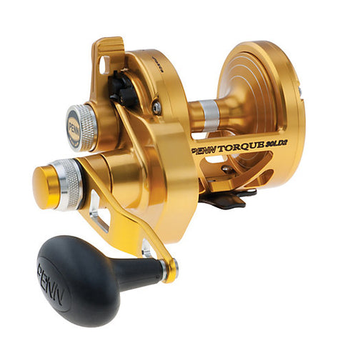 Penn Torque 2 Speed Lever Drag Reel - Model TRQ15LD2