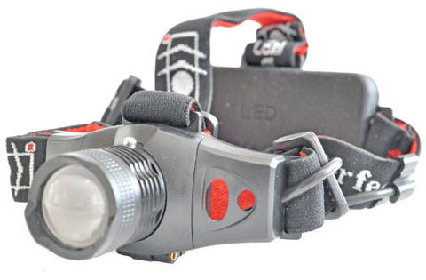 Perfect Image Cree LED Rechargable Headlamp