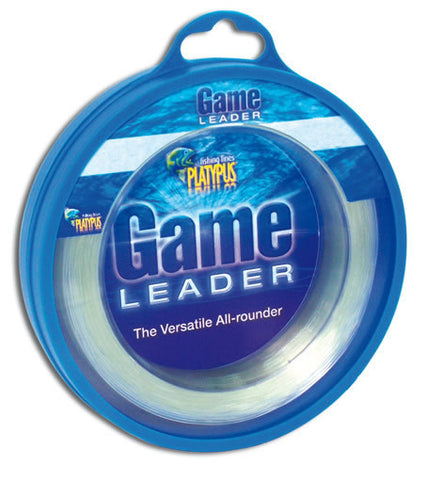 Platypus Game Monofilament Leader