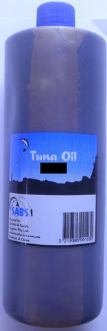 SABS Tuna Fishing Burley Oil - 250ml