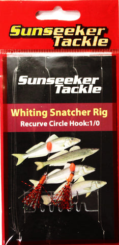Sunseeker Whiting Snatcher Rig