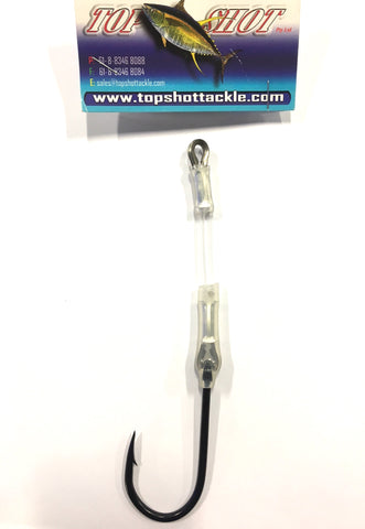 Top Shot Tuna Lure Rig - Single 8/0 Hook