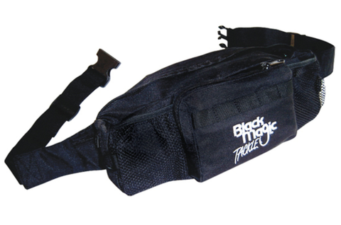 Black Magic Waist Tackle Bag