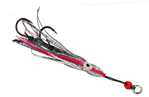 Ocean Angler Jitterbug Squid Hook Skirt