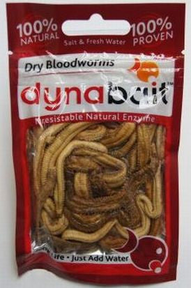 Dynabait Freeze Dried Bloodworms