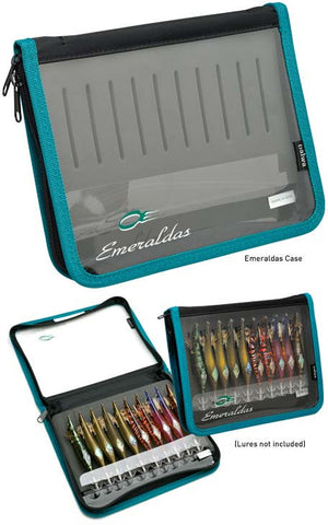 Daiwa Emeraldas Egi Squid Fishing Case - Double (LW)